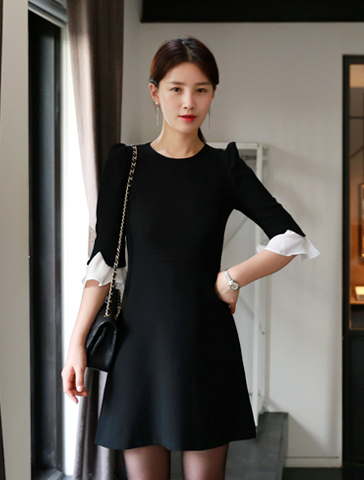 발렌 dress (2color)