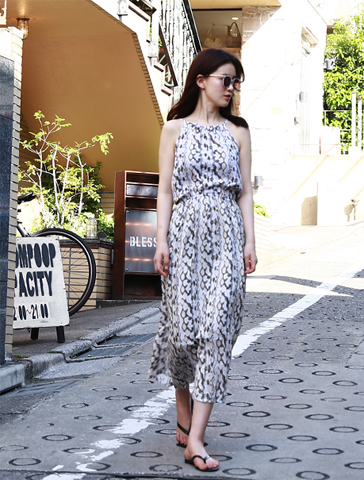 Praha dress (2color) :재입고: