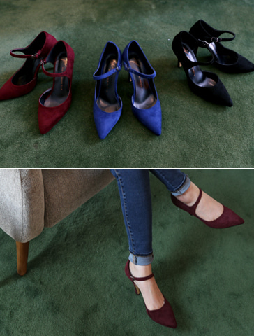 Trang shoes (3color) 재입고